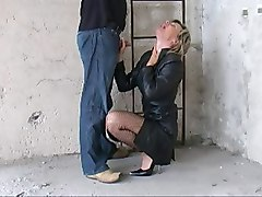 Leather, German, Heels, Xhamster.com