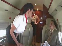 Bus, Stewardess, Drtuber.com