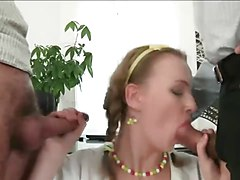 Double Anal, Office, Xhamster.com