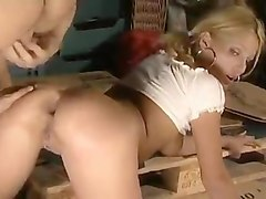 Anal, Blonde, Double Anal, Xhamster.com