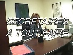 French, Secretary, Xhamster.com