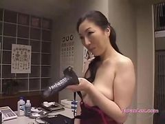 Asian, Lingerie, Strapon, Gotporn.com