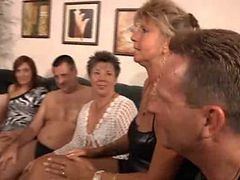 Granny, Orgy, Party, Xhamster.com