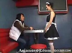 Asian, Maid, Gotporn.com