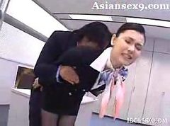 Asian, Stewardess, Gotporn.com