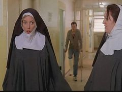 Nun, Police, Strip, Xhamster.com