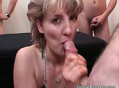 Blonde, Gangbang, Party, Gotporn.com