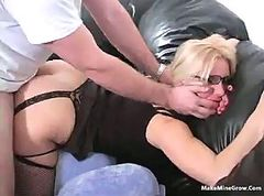 Blonde, Glasses, Ass, Gotporn.com